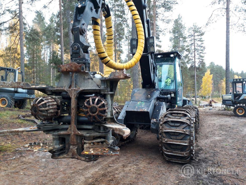 Hakkuukone NokkaProfi / Moipu 300 ES