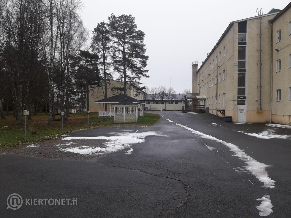 Lehtiharjun sairaala Teuvalla