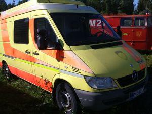 MB Sprinter 316 CDI