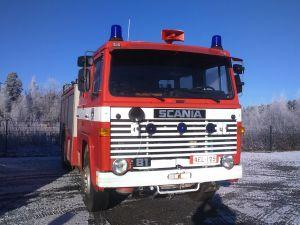 Sammutusauto Scania