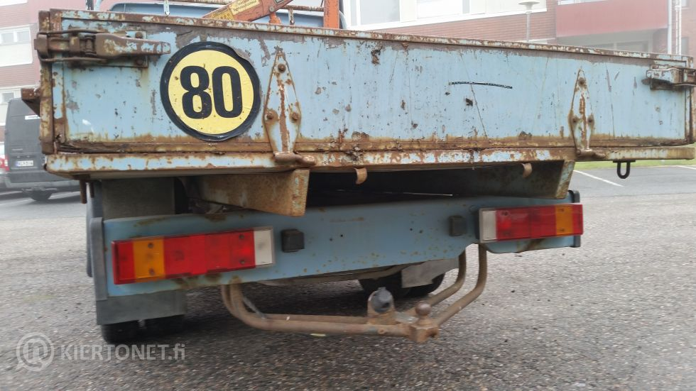 Pakettiauto Ford Transit Diesel