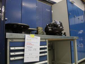 Työpöytä ja laatikosto GWS (KN128)