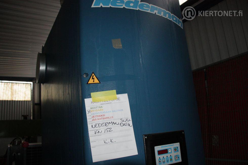 Nederman suodatin, sininen (KN152)
