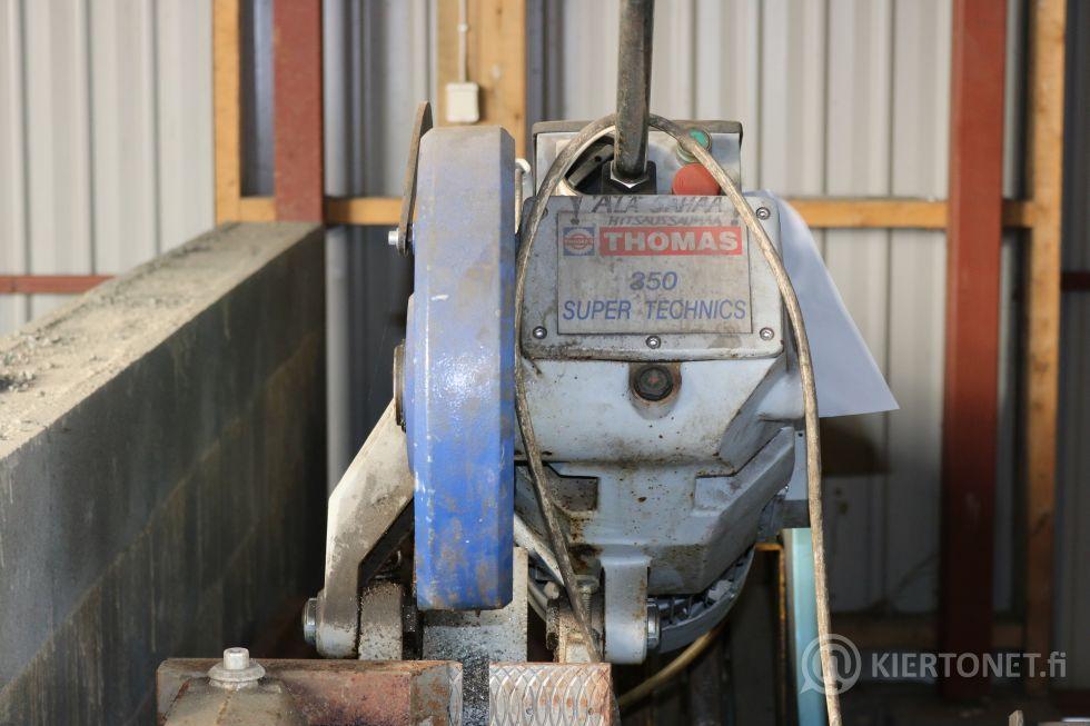 Thomas Super Techic 350 -kylmäpyörösaha