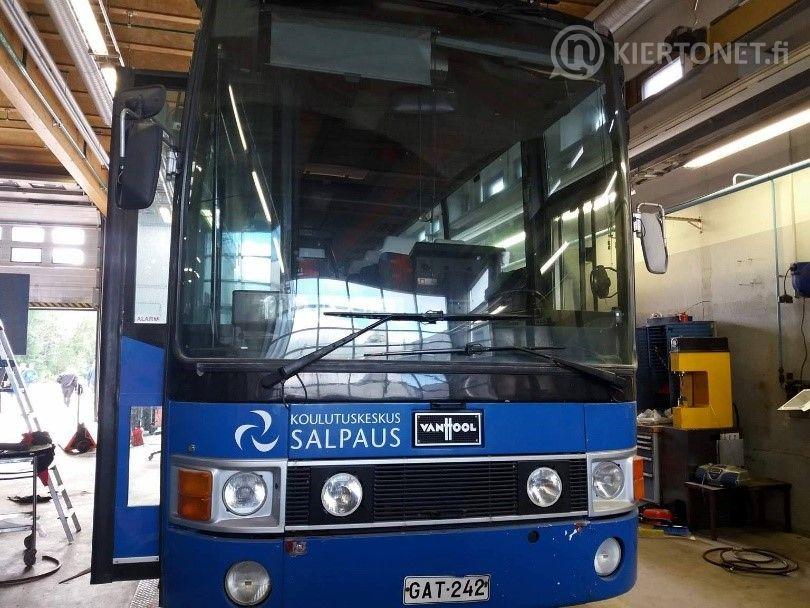 Scania K113 CL / VanHool Alizee