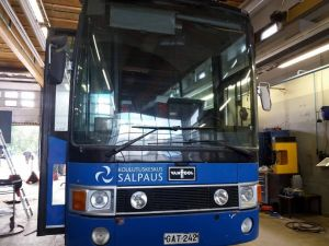 Scania K113 CL / VanHool Alizee