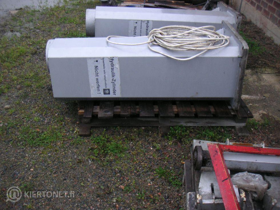 SYLINTERINOSTIN JA BECKE JAB 4 V2214/190BT 2*14000kg vm. 2000