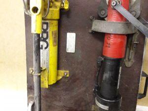 Hydraulileikkurit jalka- ja sähköpumpulla