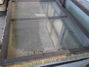 3-kertaiset lämpölasit alumiinikarmein