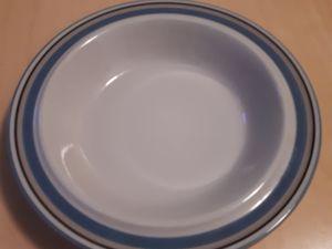 Arabian Uhtua syvä lautanen 12kpl