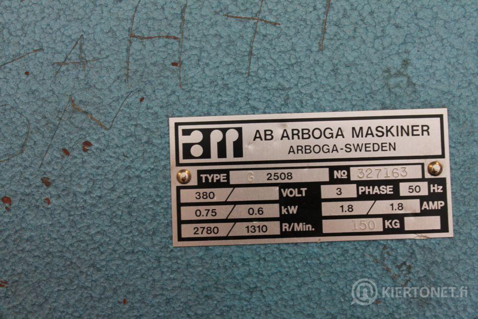 Arboga G 2508 pylväsporakone