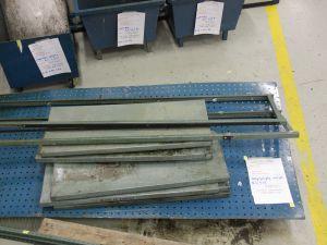 Säilytyshylly metalli (KN633)