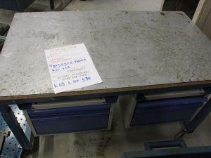 työpöytä pyörillä (KN632)