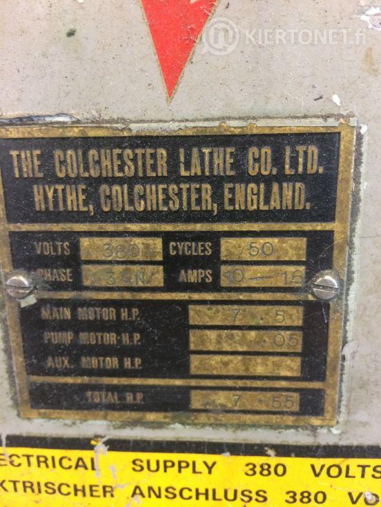 Sorvi Colchester 2