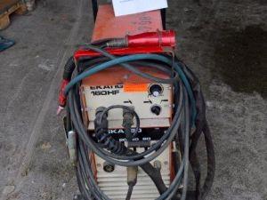 TIG Hitsauskone EKATIG 160 HF