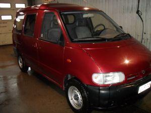 Nissan Vanette Gargo 2,3D