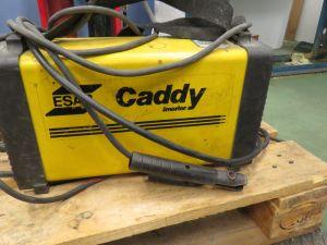 Caddy puikkohitsauskone