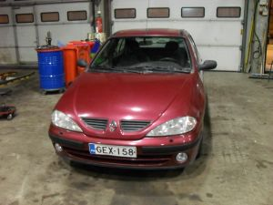 Renault Megane hatchback 1,4