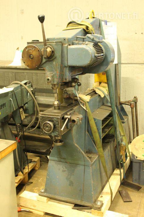 Gairu MC-5 /Pulmax levyn muotoilu ja muokkauskone. (KN667)
