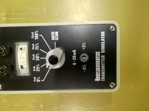 Beamex sähköisen mittauspiirin testauslaite