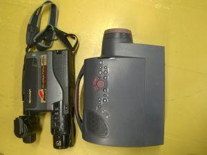 VHS-kamera