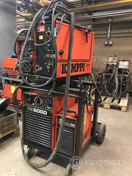 Kemppi Pro Mig/Mag 3000 virtalähde, Puikko Tig (KN701)