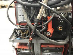 Kemppi Pro MIG500, Pro TIG410, cool 10 MIG/MAG, puikko, TIG - laitteisto (KN715)