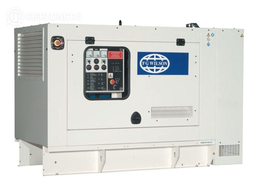 WG Wilson, Perkins P33E1 (33 kVA, 24 kW) dieselgeneraattori