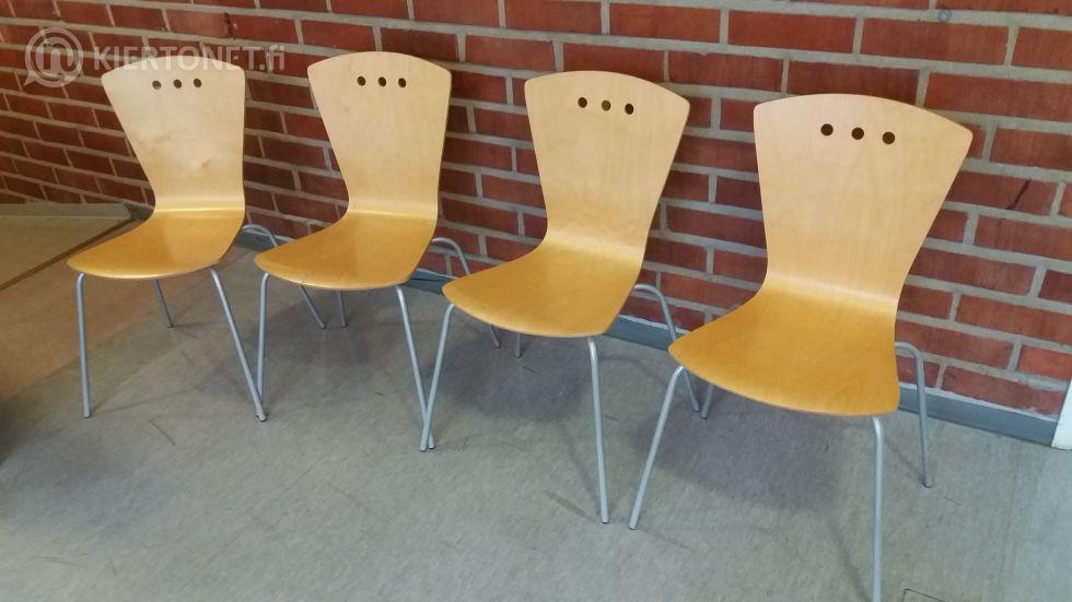 Tuoleja 4kpl