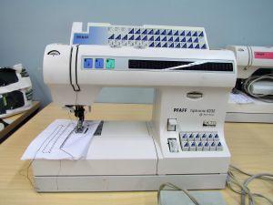 Pfaff tiptronic 6232 yläsyöttökone