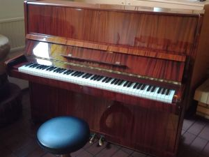 Etyde-piano