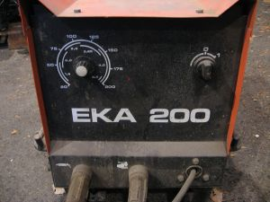 Kemppi Eka 200 puikkokone