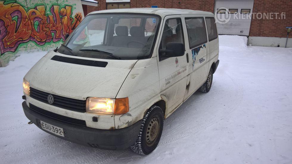 Volkswagen Caravelle 2.4