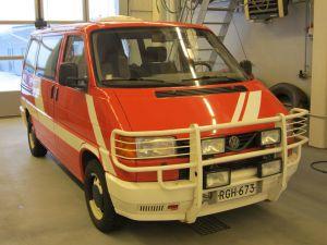 Volkswagen Transport Syncro 2.4D Kombi4x4/292