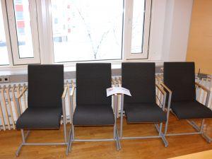 Tuoleja 4 kpl - nro 3