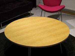 Pyöreä pöytä - nro 100