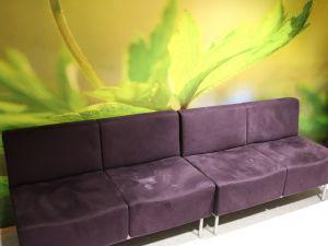 Kahden istuttava sohva - nro 103