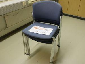Pinottavia tuoleja 4 kpl - nro 86.6.