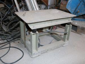 Betonilabran tiivistyspöytä