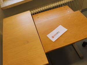 Martelan toimistopöytä (nro 35)