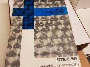 Suomen metalliteollisuusyhdistys ry teknillinen tiedotus lehti