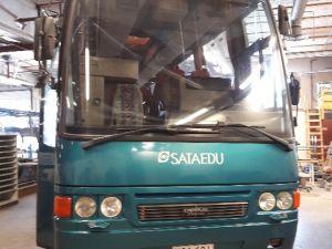 Linja-auto Scania K113