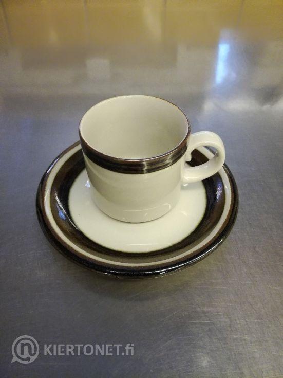 Kahvikuppi ja lautanen 190 kpl