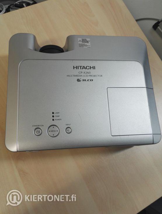 Videotykki Hitachi CP-X260, nro 3