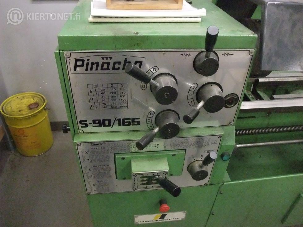 Pinacho S90 -165 sorvi