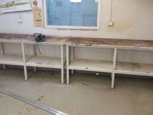 Työpöytä 2kpl