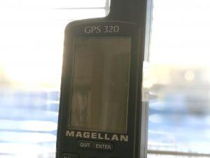 Magellan GPS 320