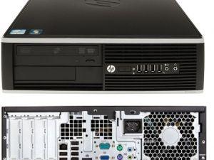 HP Compaq Elite 8300 Small Form Factor PC