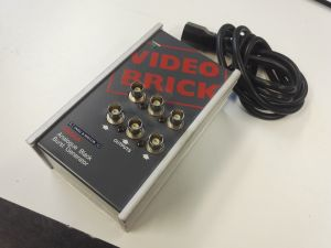 Analoginen black burst -generaattori Snell & Wilcox Video Brick BBG6A
