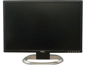 """Dell 2405fpw LCD -laajakuvanäyttö, 24"""""""